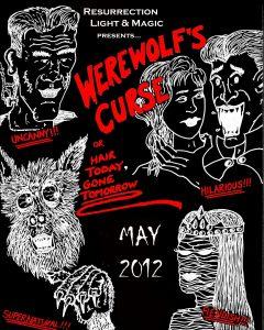 Werewolf curse